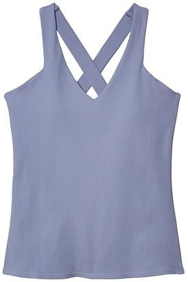 Alo Elevate Tank Top (White) Women's Clothing