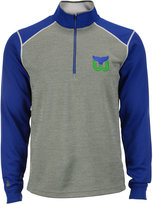 Antigua Men's Hartford Whalers Breakdown Quarter-Zip Pullover