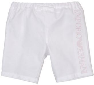 Emporio Armani Aniss girls's shorts in White