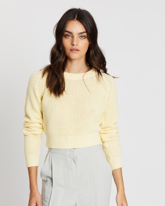 Nude Lucy Brooklyn Crop Knit
