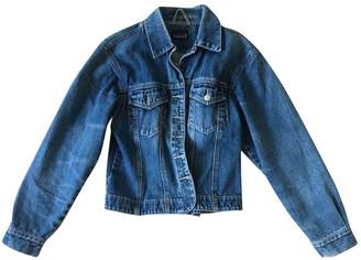 Non Signã© / Unsigned Oversize Blue Denim - Jeans Jackets