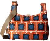 Orla Kiely Love Birds Print Mini Sling Bag Handbags