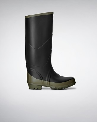 Hunter Argyll Bullseye Full Knee Rain Boots