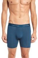 Calvin Klein Men's U5555 Micromodal Boxer Briefs