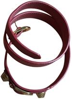 Balenciaga Triple Wrap Bracelet