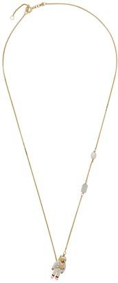 ALIITA Astonauta 9kt gold necklace