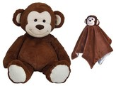Cloud b Monkey Plush Doll - Brown