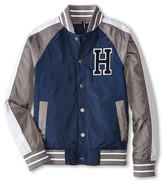 Tommy Hilfiger Baseball Jacket (Big Kids)