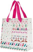 Accessorize Xmas Small Gift Bag