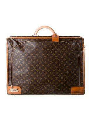 Louis Vuitton Portable 5 Cintres olive