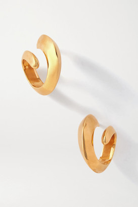 Bottega Veneta Gold-tone Earrings - One size