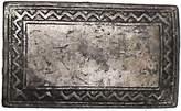 Modestone Unisex Antiqued Metal Western Style Belt Buckle O/S