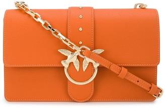 Pinko Love logo shoulder bag