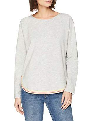 Marc O'Polo Women's 900404554003 Sweatshirt,(Size: Large)