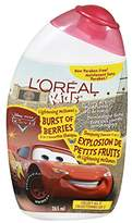 L'Oreal Kids Extra Gentle 2-in-1 Strawberry Shampoo (Characters May Vary), 9 oz