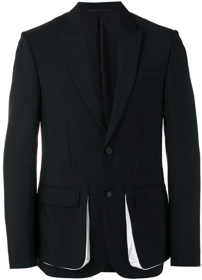 Givenchy double faced blazer