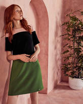 Ted Baker Colour-block tunic dress