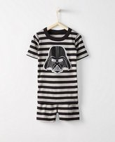 Kids Star WarsTM Short John Pajamas In Organic Cotton