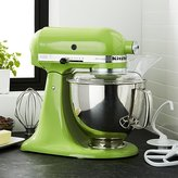 Crate & Barrel KitchenAid ® Artisan Green Apple Stand Mixer