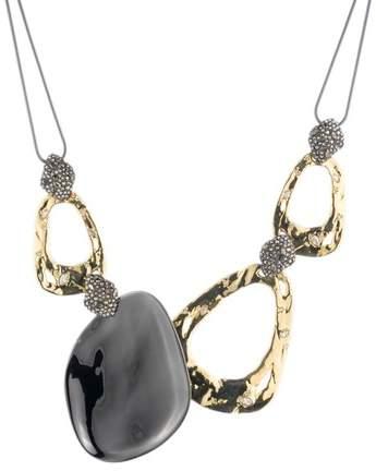 Alexis Bittar Elements Bib Necklace