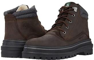 Kamik Tyson Mid (Black) Men's Boots