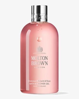 Molton Brown Delicious Rhubarb Rose Bath Shower 300ml