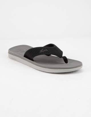 Quiksilver Haleiwa Plus Gray Mens Sandals