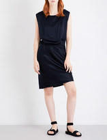 Nili Lotan Eva sleeveless silk dress