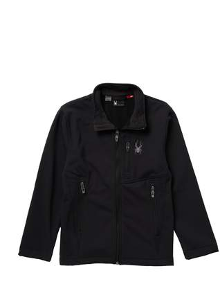 Spyder Transport Softshell Jacket (Big Boys)