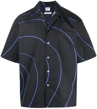 Marni Heart-Print Shirt