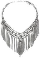 Jules Smith Designs Barb Chain Fringe Choker