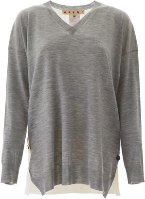 Marni Bicolor Pullover