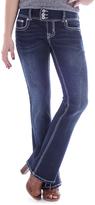 Amethyst Jeans Dark Wash Pacey Bootcut Jeans - Plus