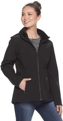 ZeroXposur Women's Britney Hooded Soft Shell Jacket