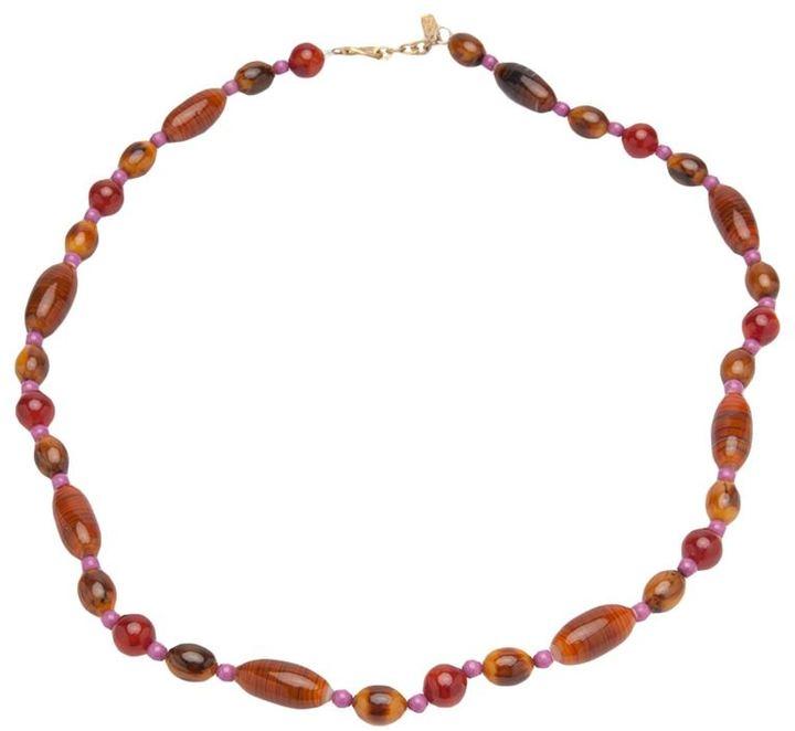 Yves Saint Laurent Vintage stone necklace