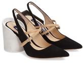 Jacquemus Women's Les Chaussures Nimes Slingback Pump