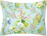Yves Delorme Bouquets standard cotton pillow case