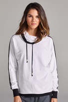 ChiChi Active - Audrey Hooded Sweatshirt With Mesh