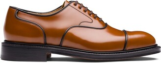 Church's Ongar trimmed oxford shoes