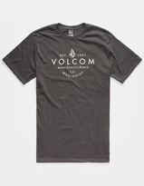 Volcom Patchwork Mens T-Shirt