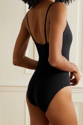 Eres Les Essentials Aquarelle Swimsuit - Black