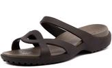Crocs Meleen Twist Sandal Espresso/Walnut