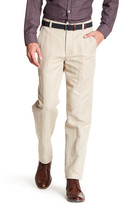 "Brooks Brothers Clark Open White Dress Pant - 30-34"" Inseam"