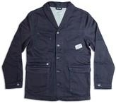 Crafter Raw Navy Chore Jacket
