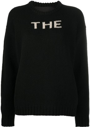 Marc Jacobs The knitted jumper