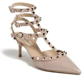 Valentino Women's 'Rockstud' Pointy Toe Pump