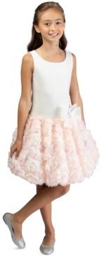 Bonnie Jean Little Girls Drop-Waist Bonaz Dress