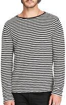 Denim & Supply Ralph Lauren Striped Cotton Jersey Tee
