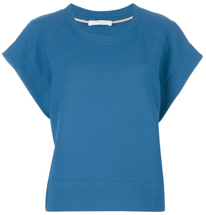 Chloé short sleeve t-shirt