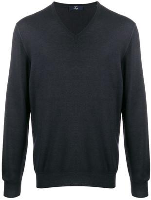Fay V Neck Sweater